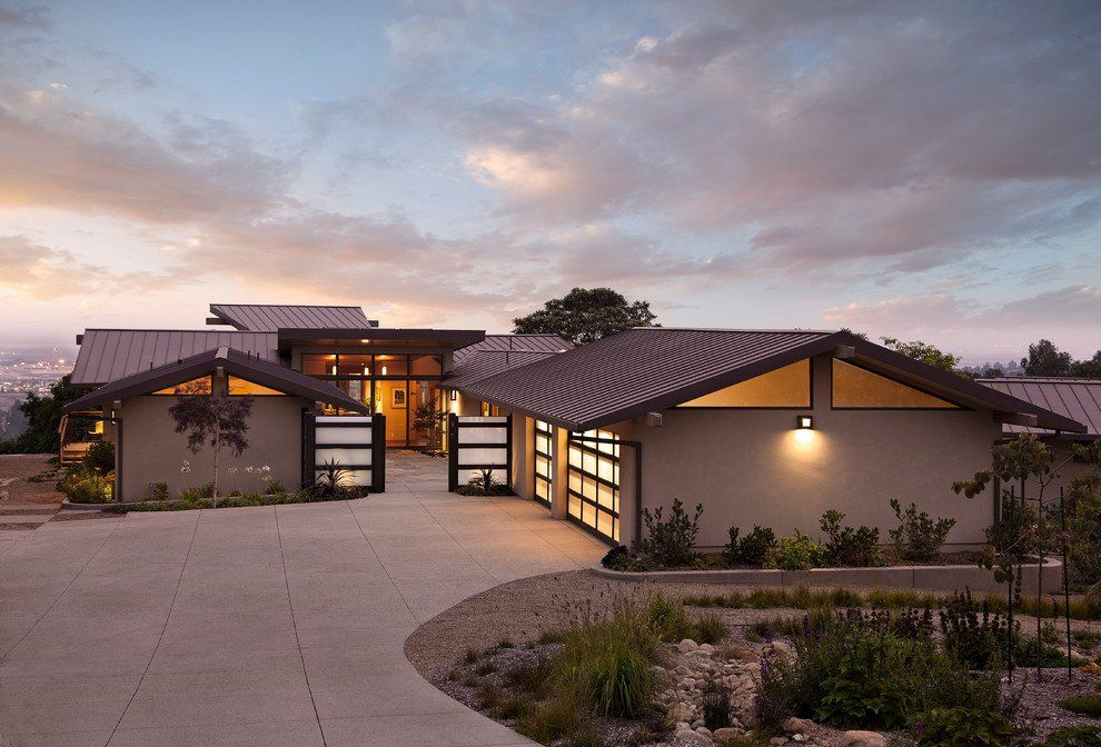 17 Gorgeous Mid-Century Modern Exterior Designs of Homes For The ...