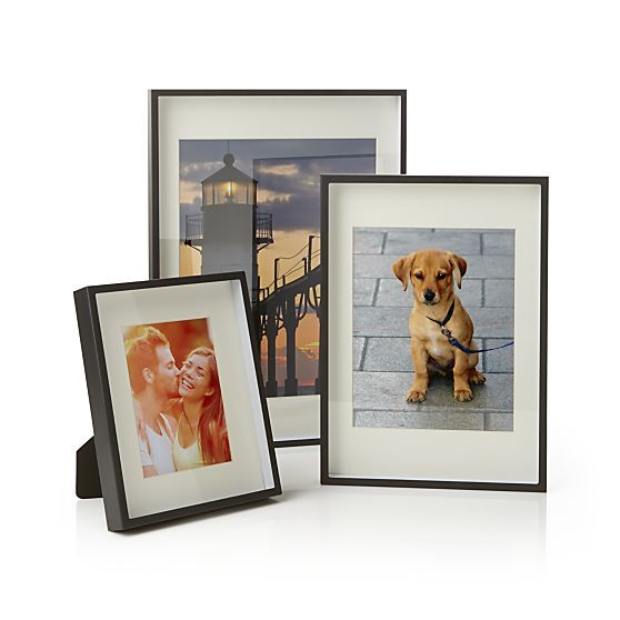 Benson 11x14 Frame In Frames Ledges Crate And Barrel Home