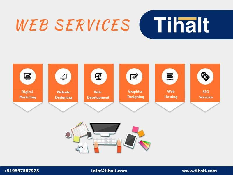 Web Design Company In Bangalore Tihalt Website Development Company Web Design Company Web Development Design