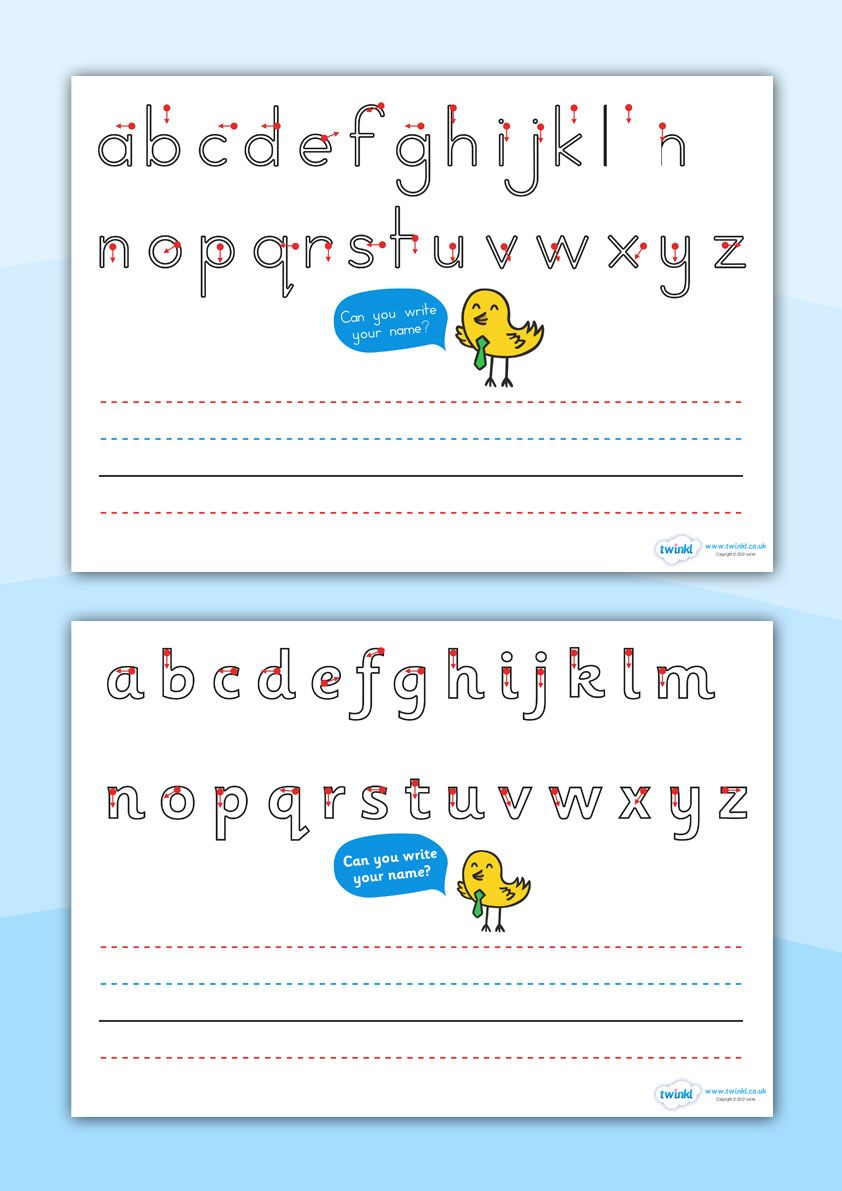 Twinkl Resources >> Name Writing Worksheets >> Printable resources ...
