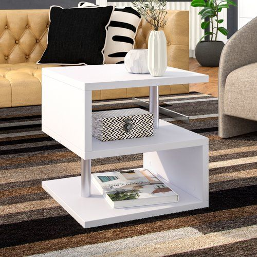 Zipcode Design Coventry Coffee Table Cube Coffee Table Table Simple Coffee Table
