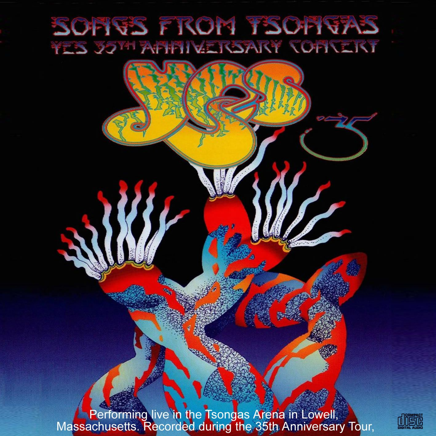 Yes Songs From Tsongas 35th Anniversary Concert Arte Musica