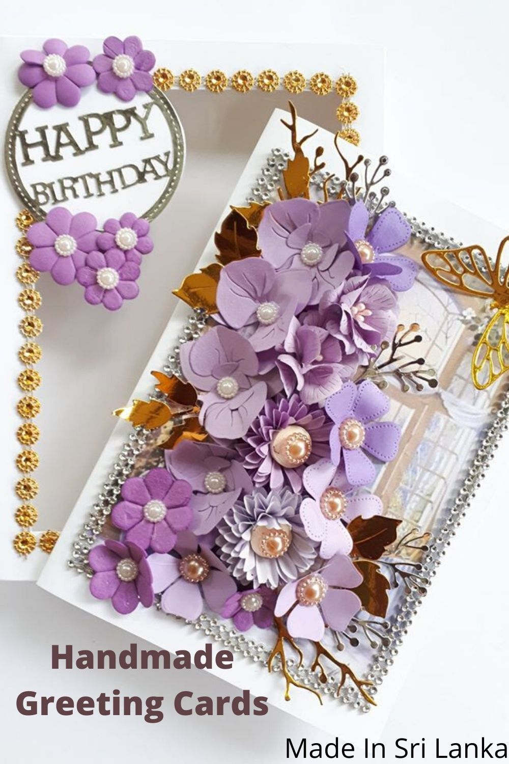 Pin On Birthday Card Craft