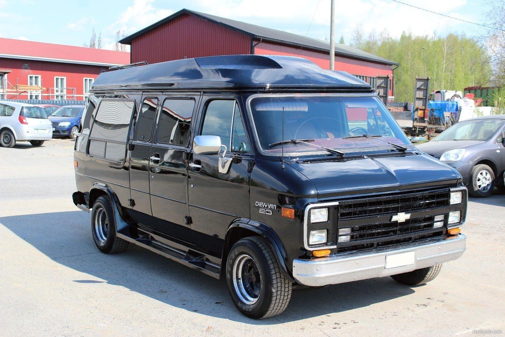 1990 Chevrolet Starcraft Chevy Van G20 Chevy Van Van Chevy