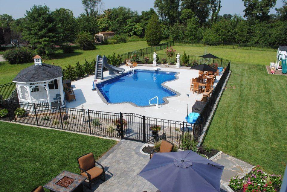 Budds Pools And Spas Deptford Nj Swimming Pools Backyard Pool Designs Pool Pavers