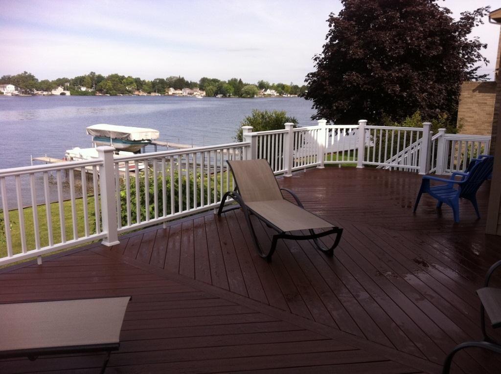 Deck Lake Orion Mi