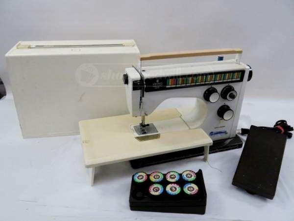 Shopgoodwill Husqvarna Viking Sewing MachinePowers On Adorable Viking Sewing Machine Service Centers