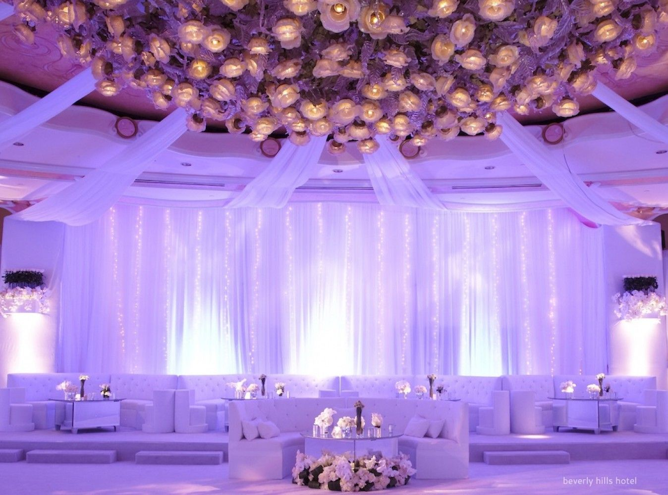 The Lighter Side Wedding Event Lighting