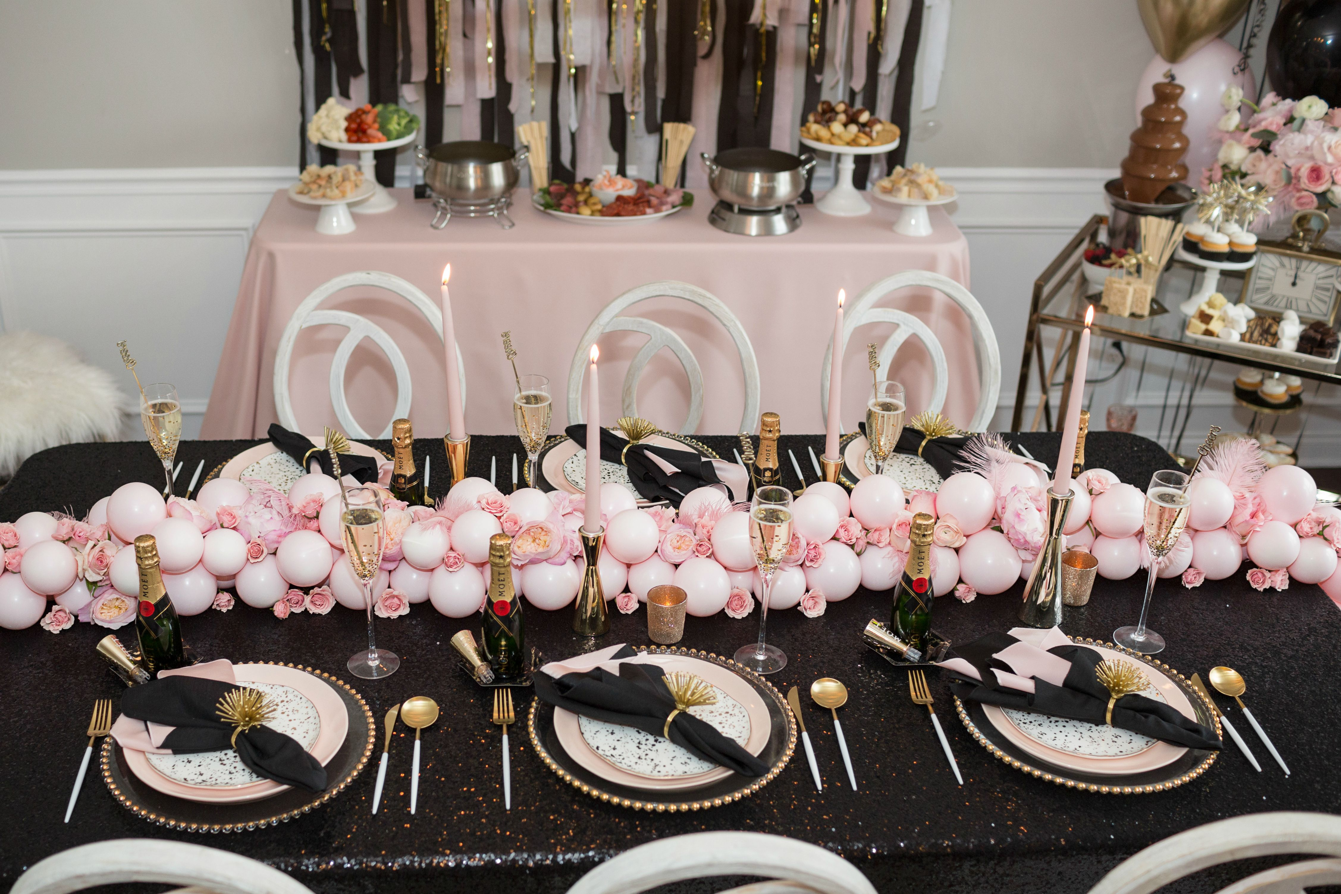 Glam Home New Year S Eve Party That Is Parent Kid Approved Eve