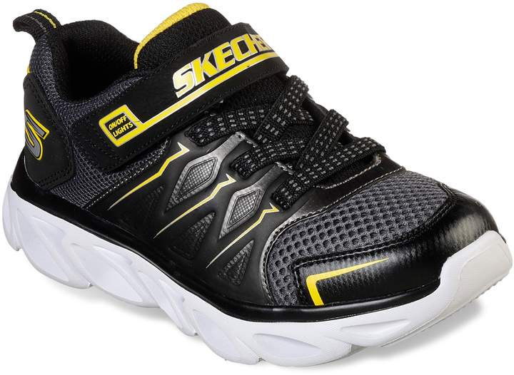 Skechers S Lights Hypno Flash 3.0 Boys' Light Up Shoes in