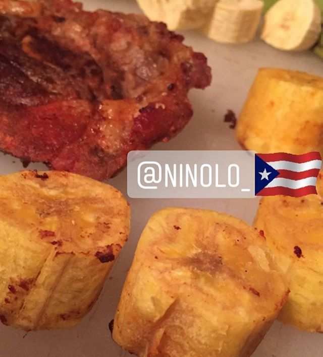 Nothing like homemade #puertorican food to set me right # ...