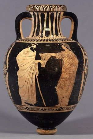 Ancient Greek Etruscan Pottery