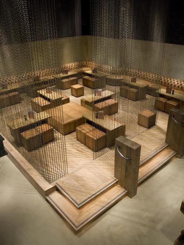 Carbon Bar Interior by B3 Designers » CONTEMPORIST