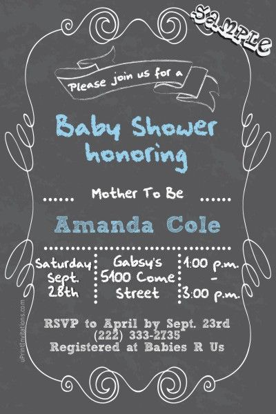 Chalkboard sweetie baby shower invitations pink or blue writing chalkboard sweetie baby shower invitations pink or blue writing get these invitations right now design yourself online download and print immediately solutioingenieria Choice Image