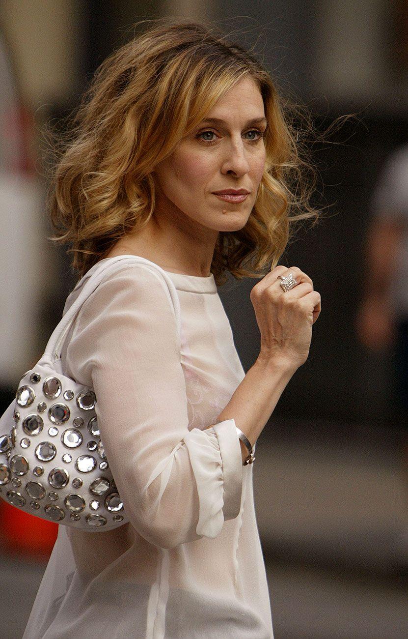 Sarah Jessica Parker Saçı Nasıl Yapılır