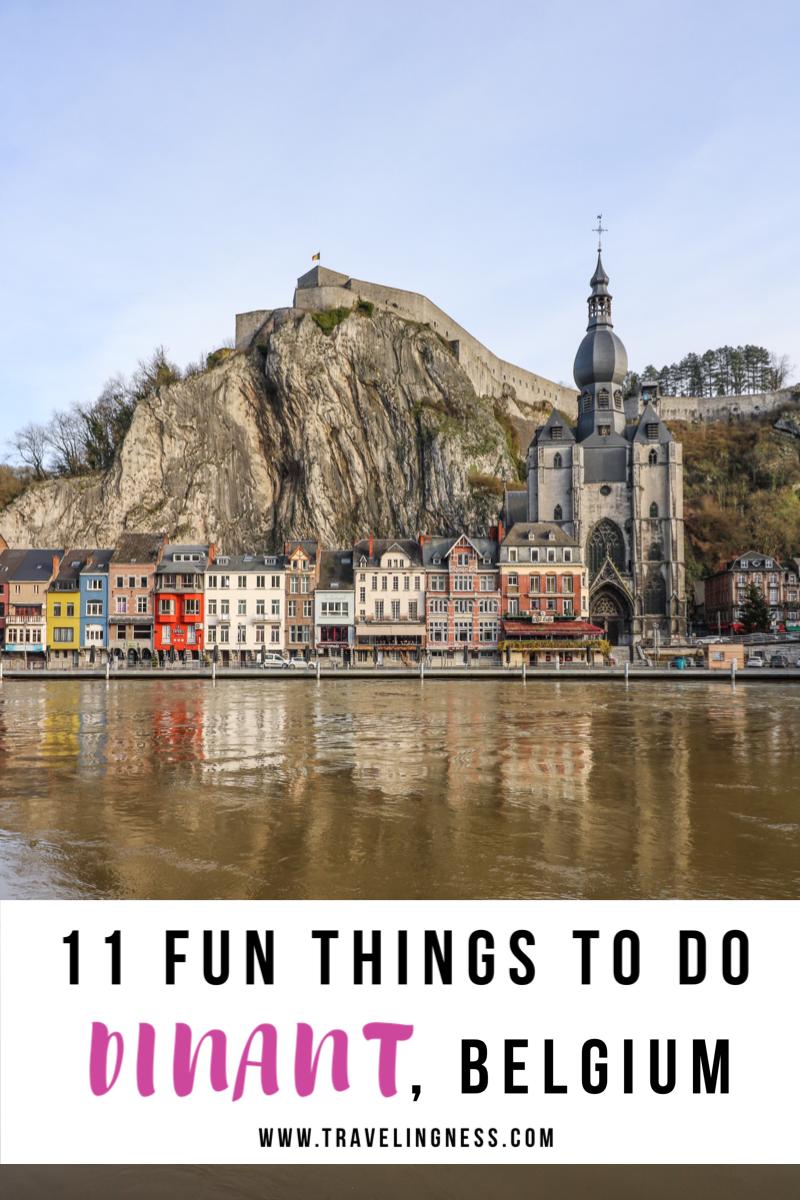 11 Fun Things To Do In Dinant Belgium Dinant Belgium Travel Travel