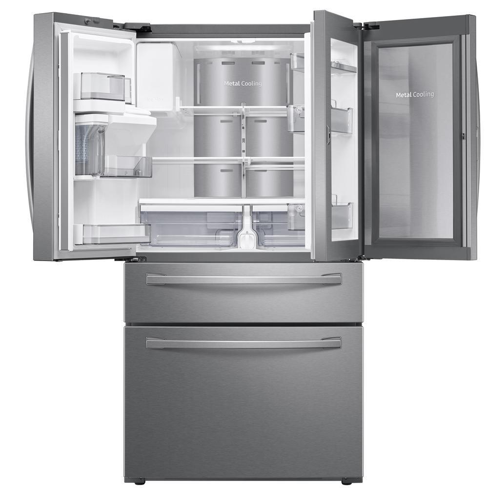 home depot counter depth refrigerator samsung