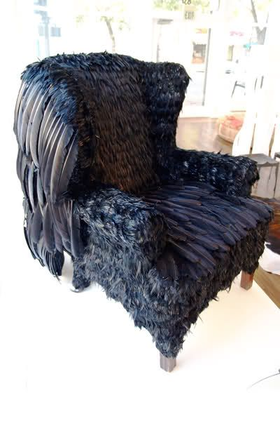 A Gothic Raven Throne Which Looks Like A Piece Straight From The Council  Meetings In My