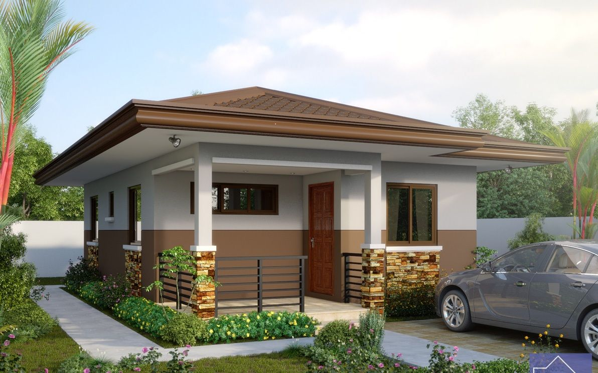 Simple Home Designs Photos Pinoy House Designs Pinoy House Designs Small House Design Small House Interior Design House Design Photos