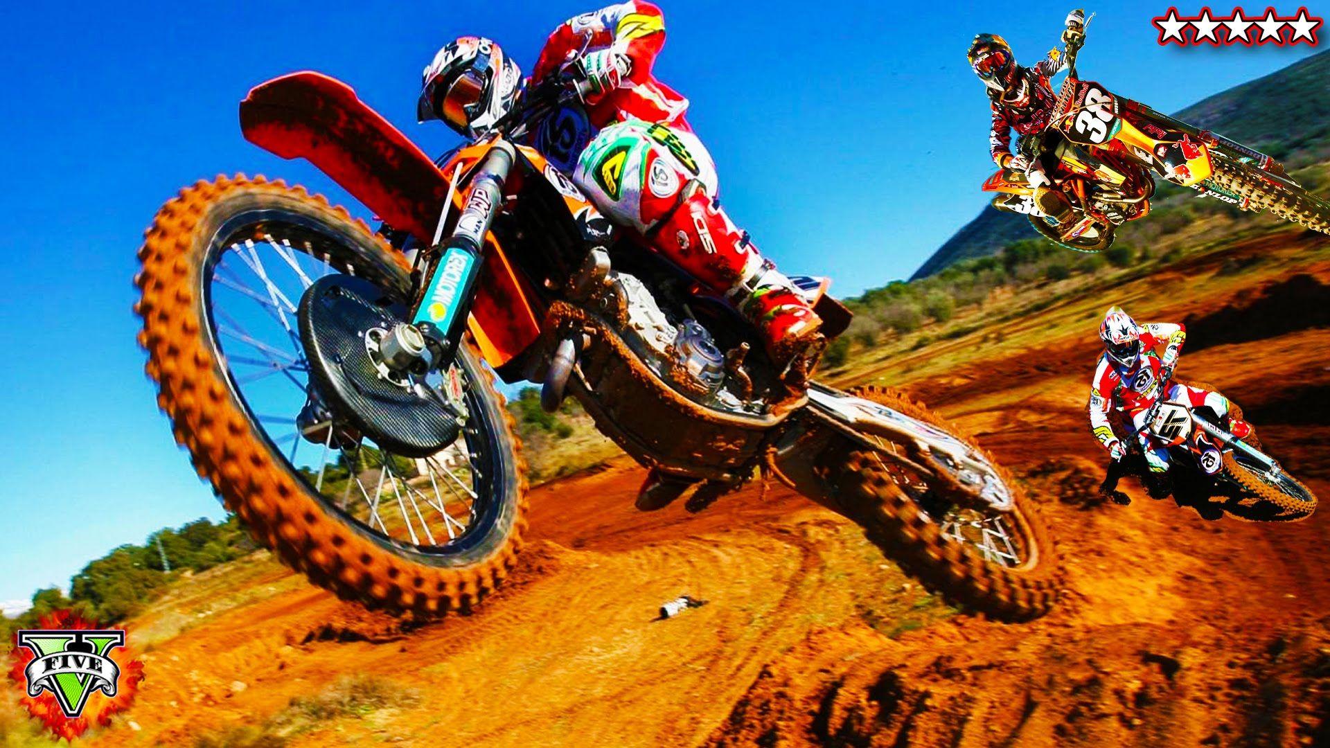 Extreme Gta 5 Motocross Championship Gta Bike Stunts Amp