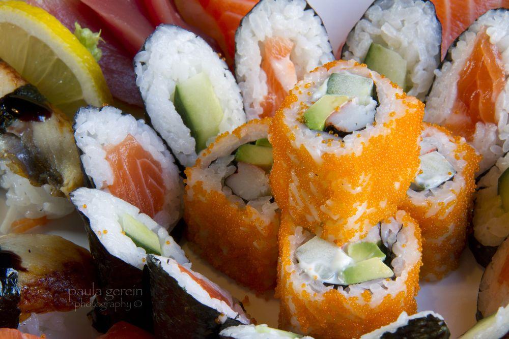 Divine looking sushi! #yegfood #yycfood