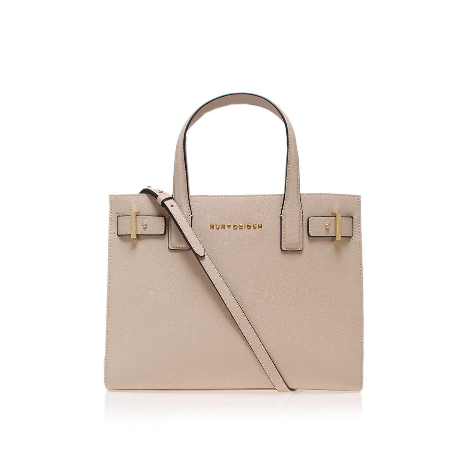 Make Like Sienna With A Classic Tote Bag By Kurt Geiger