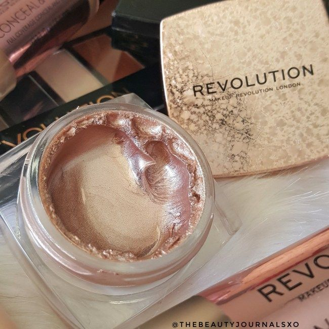Makeup Revolution Jewel Collection Review: Jelly