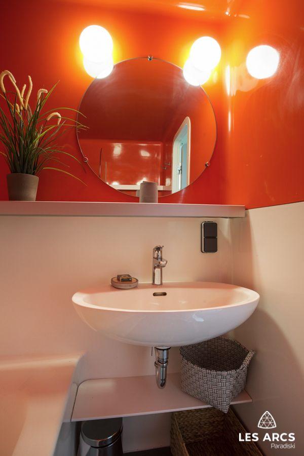 "Modernisation du bloc salle de bain ""Charlotte Perriand"" d origine"