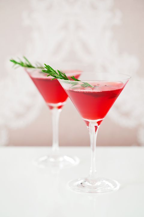 This Christmas Martini Recipe is a Holiday Gamechanger #boissonsfraîches