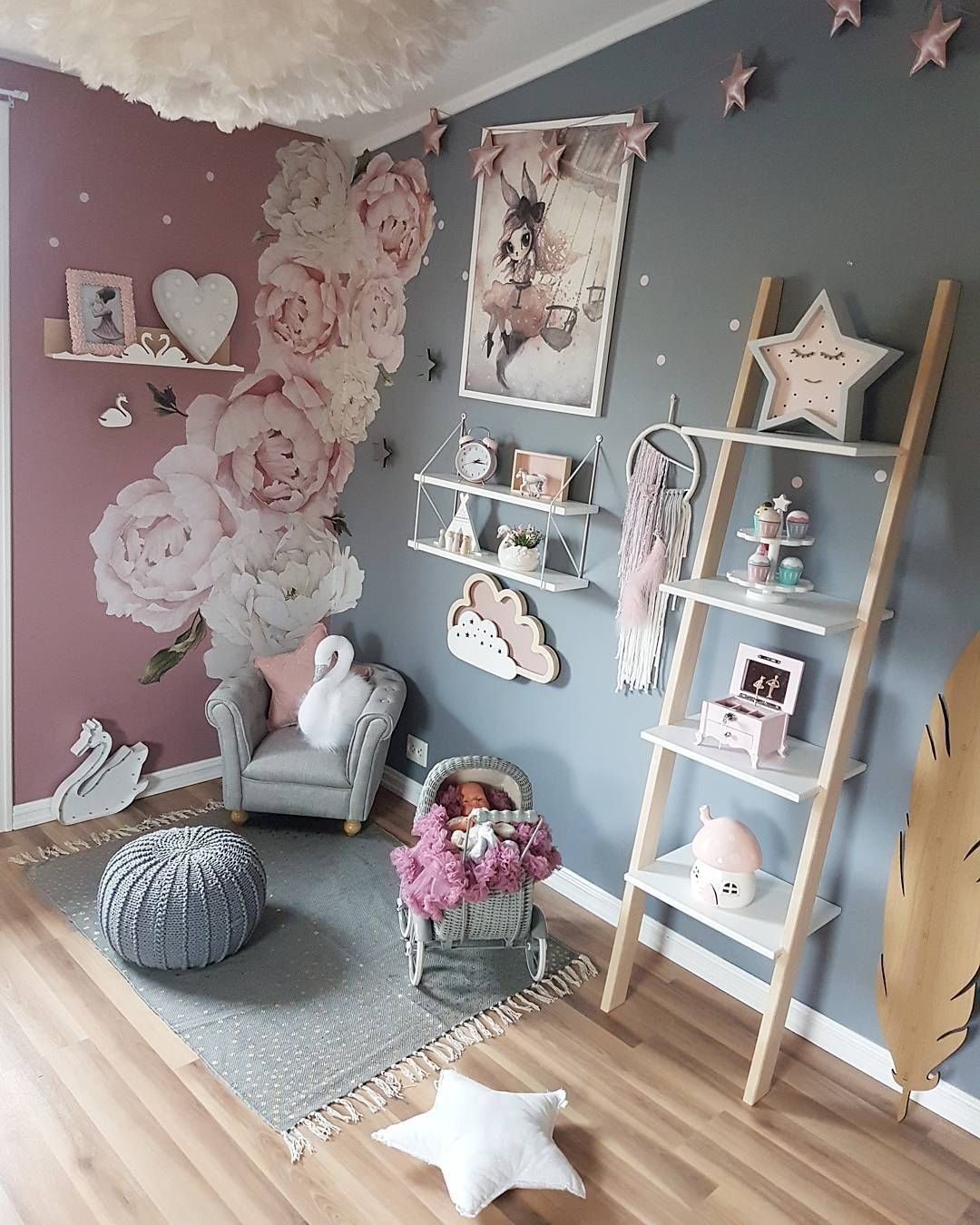 Best Girl Kids Room Modern Kids Room Girly Children S Room 640 x 480