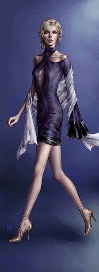 Murmur sketcH - Dress Up Hakura Full
