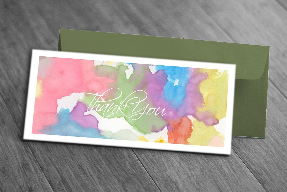 Thank You Card Designs Handmade Greeting Cards Special