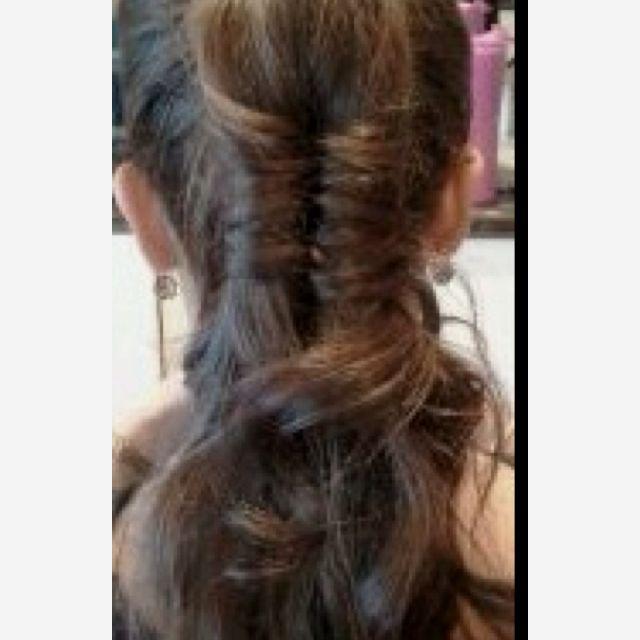 Fishtail by Alexandra!!!