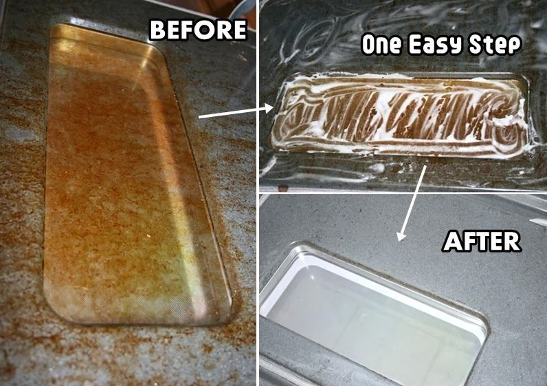 How To Clean Oven Glass In One Easy Step Tutorial And Instruction