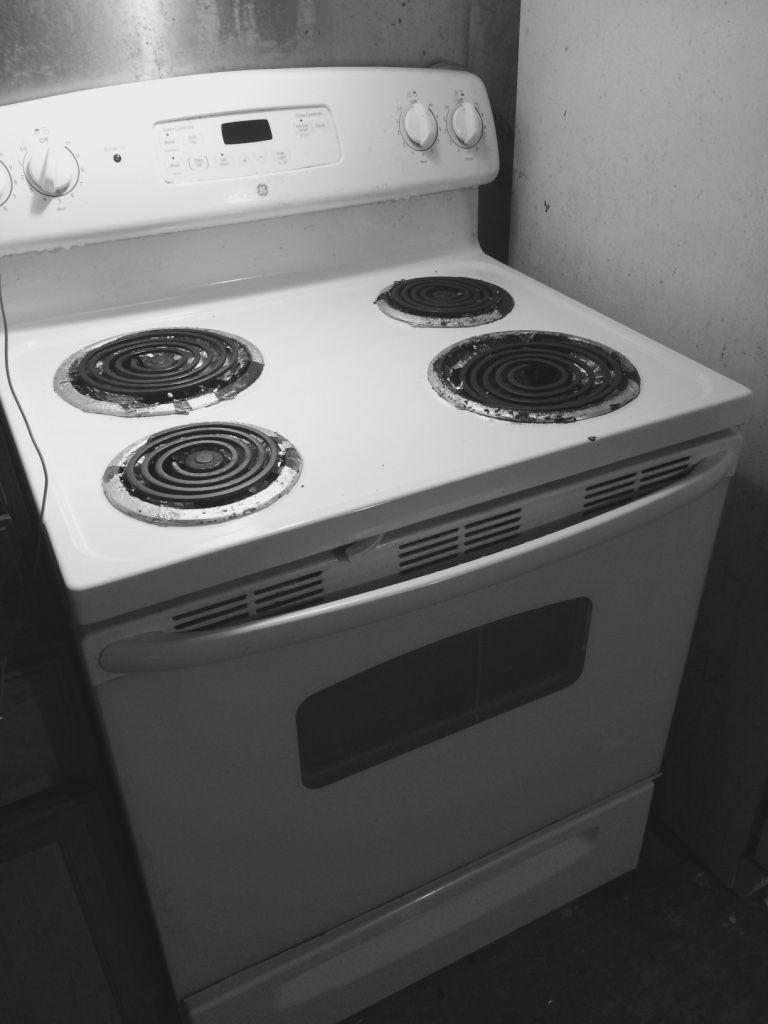 letgo ge electric stove oven in sorrento la