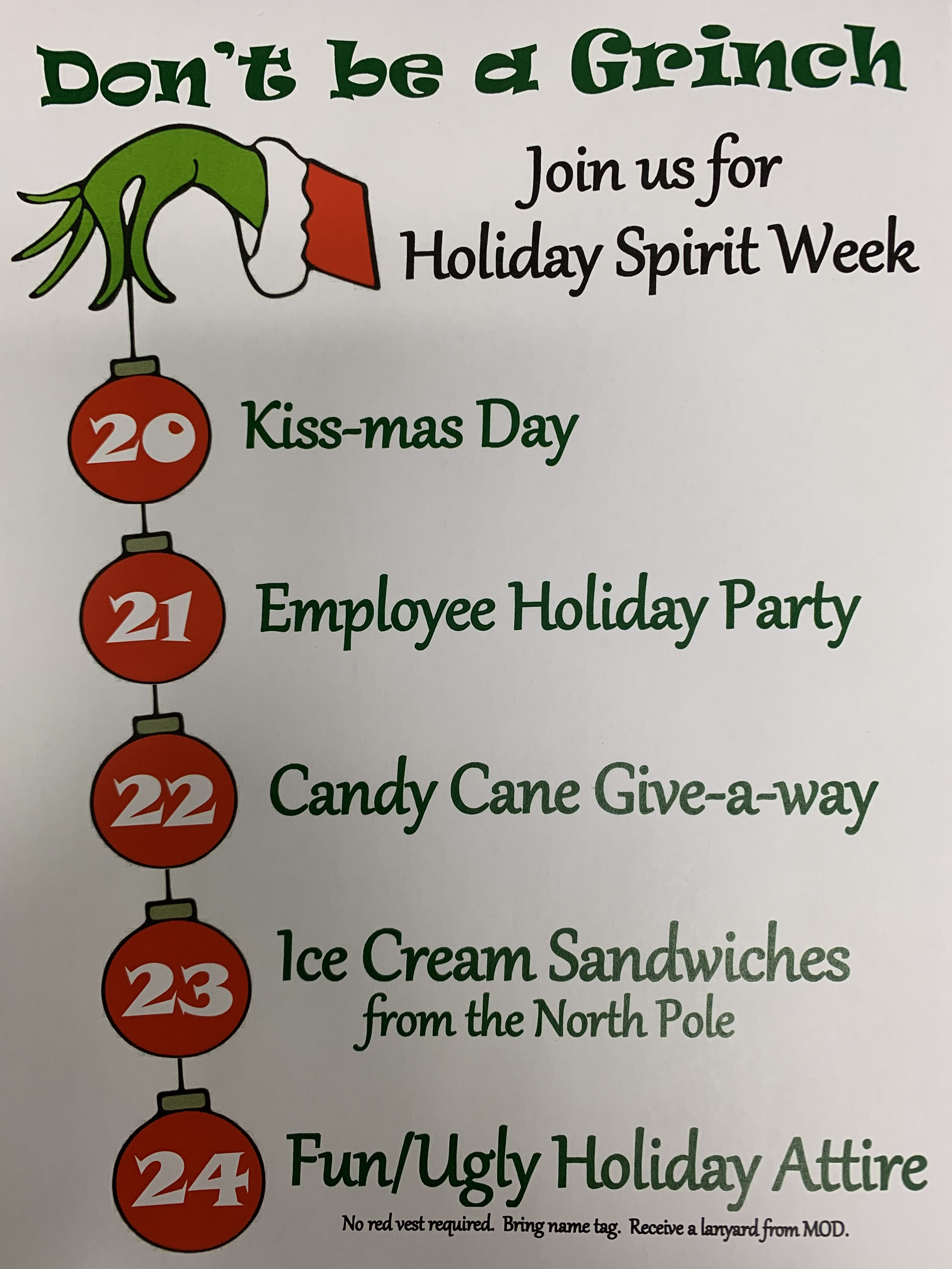 Some Cute Ideas For Holiday Employee Engagement Employee Engagement Activities Employee Engagement Employee Holiday Gifts