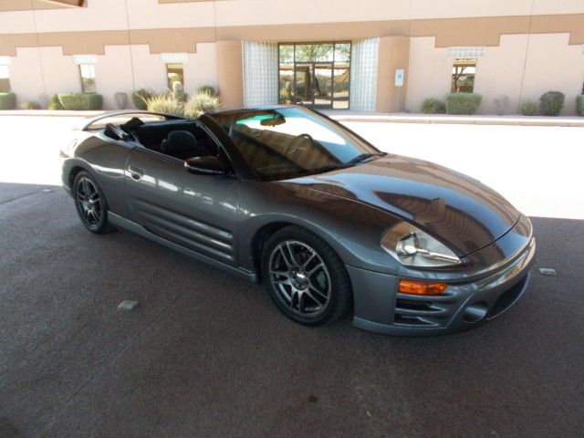 2003 Mitsubishi Eclipse GT Spyder FearlessMotorsports