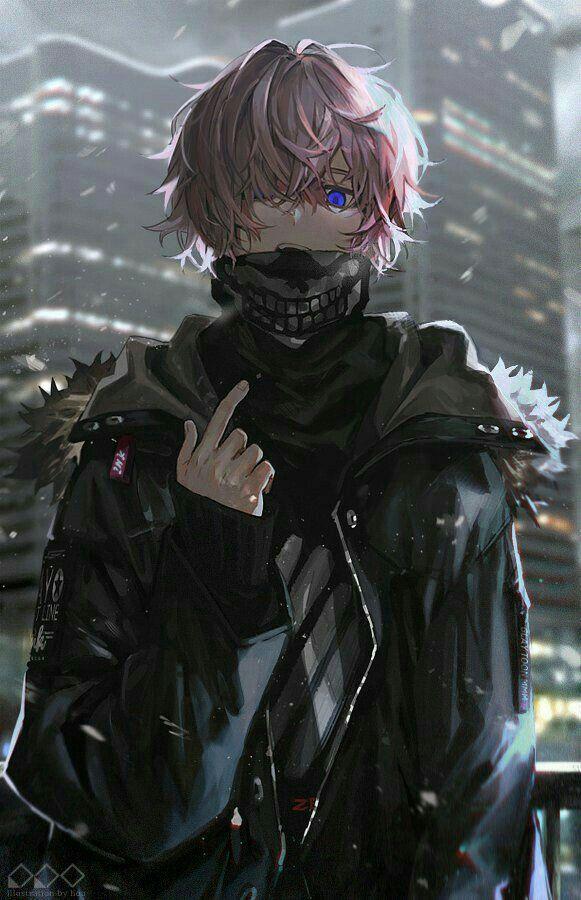 Anime Characters Leather Jacket : Nauzet anime boy s pinterest manga animé et beaux