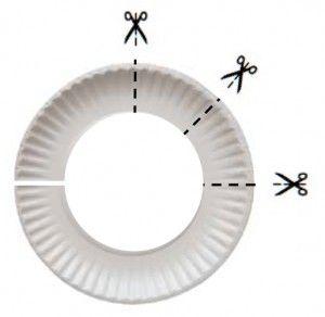 how to make paper plate pilgrims  sc 1 st  Pinterest & how to make paper plate pilgrims | Thanksgiving crafts | Pinterest ...