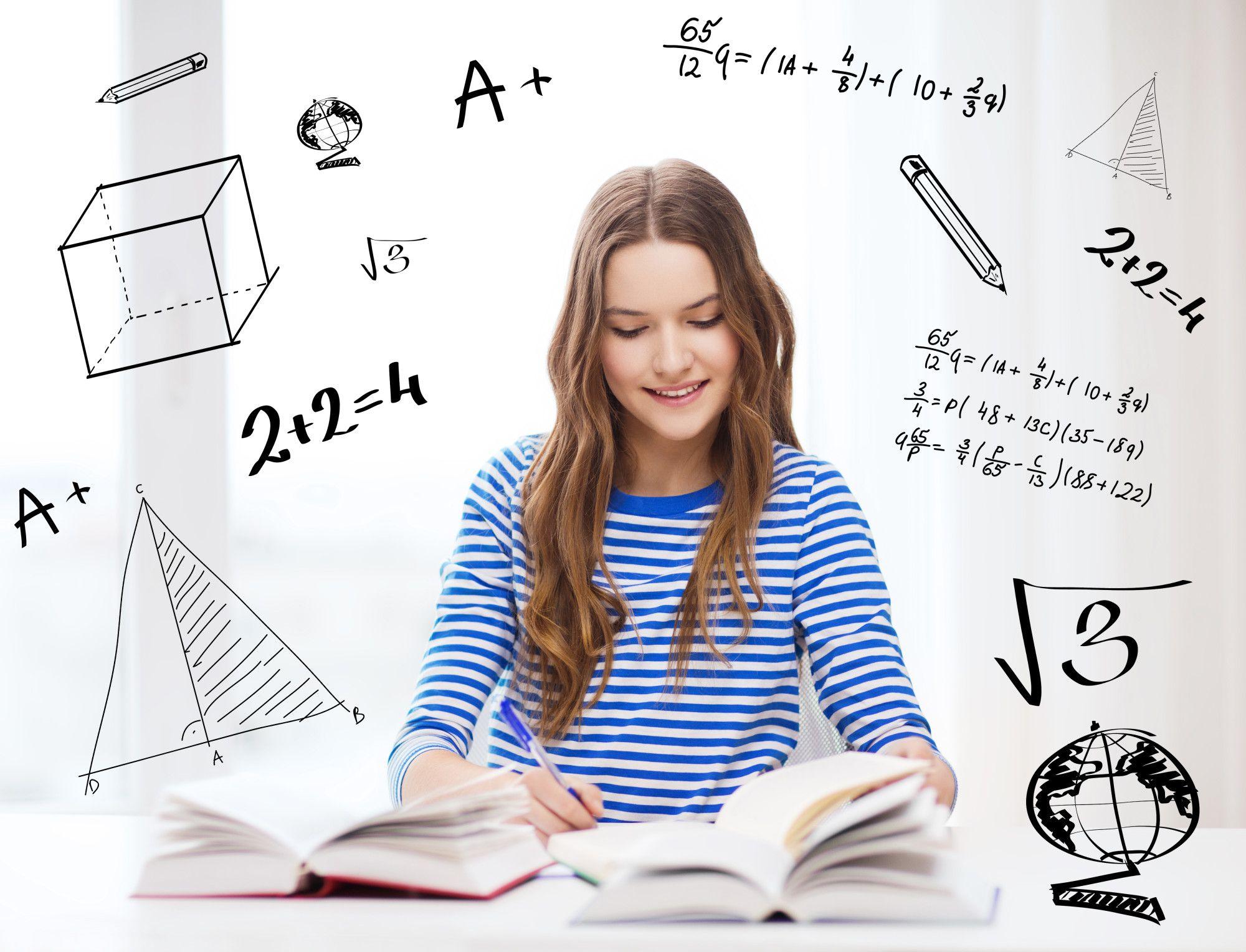 Ella aprende matemáticas. Learning style, Homeschool