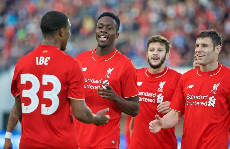 Liverpool FC v HJK Helsinki