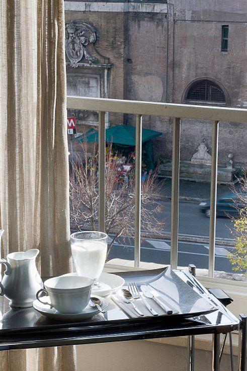 Romantisches Hotel Casa Montani Rom Italien Escapio Italien