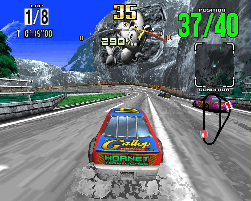 Daytona Usa Is So Much Fun To Play Even Today After 20 Years Its