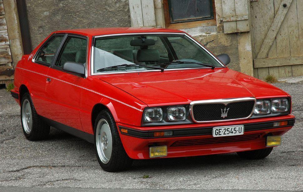 Maserati Biturbo #maserativintagecars #maseraticlassiccars ...