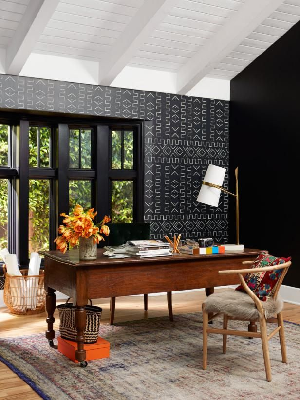 These Rooms Prove Black Paint Can Be