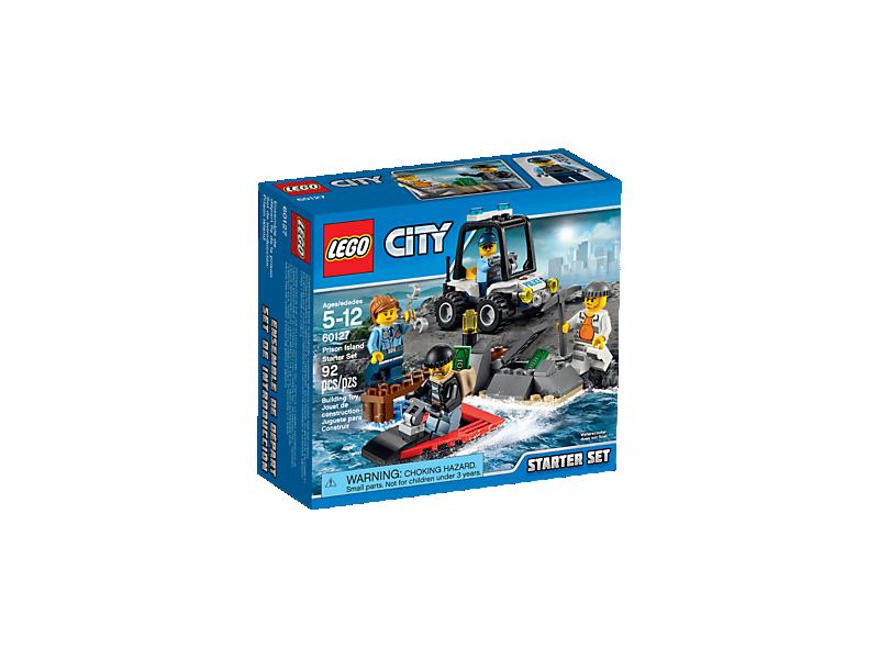 Lego City Prison Island Starter Set New Release 2016 Bidorbuy Co Za 乗り物
