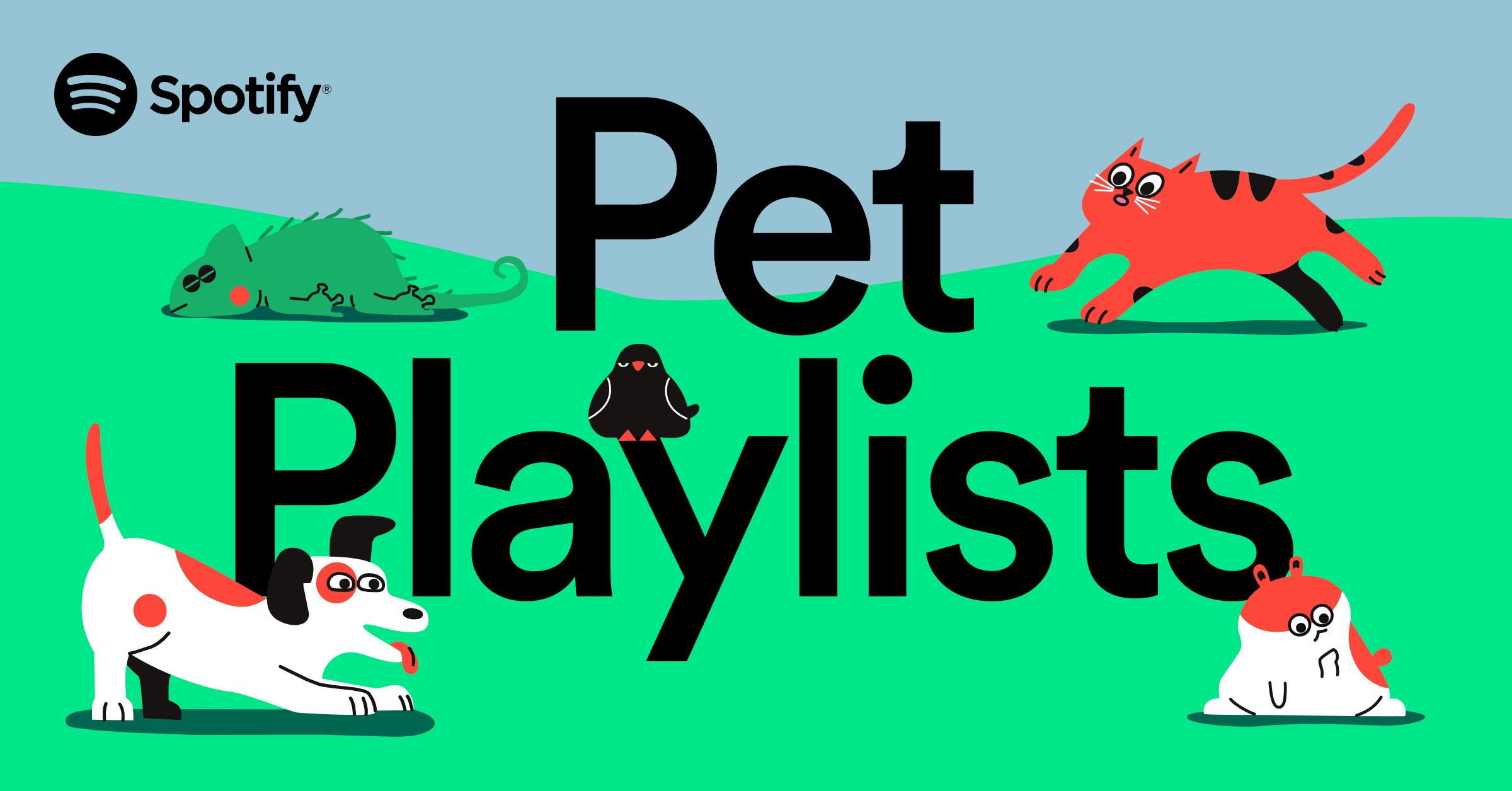 Get your Pet Playlist. Music for best friends. in 2020