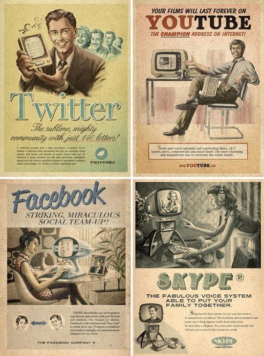 Vintage tech