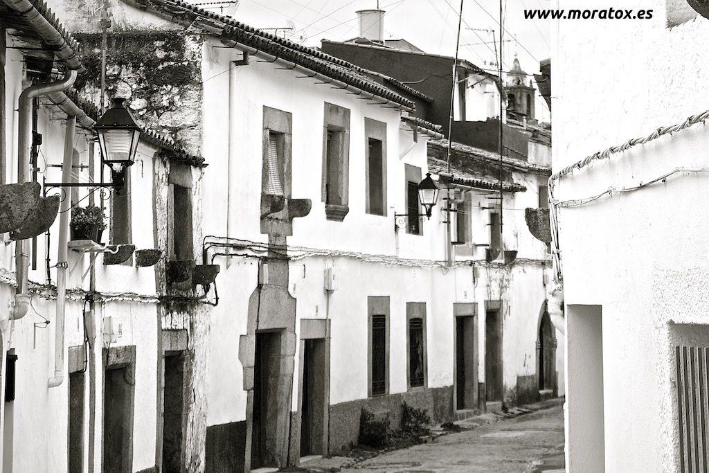 Barrio Judío-Gótico de Valencia de Alcántara