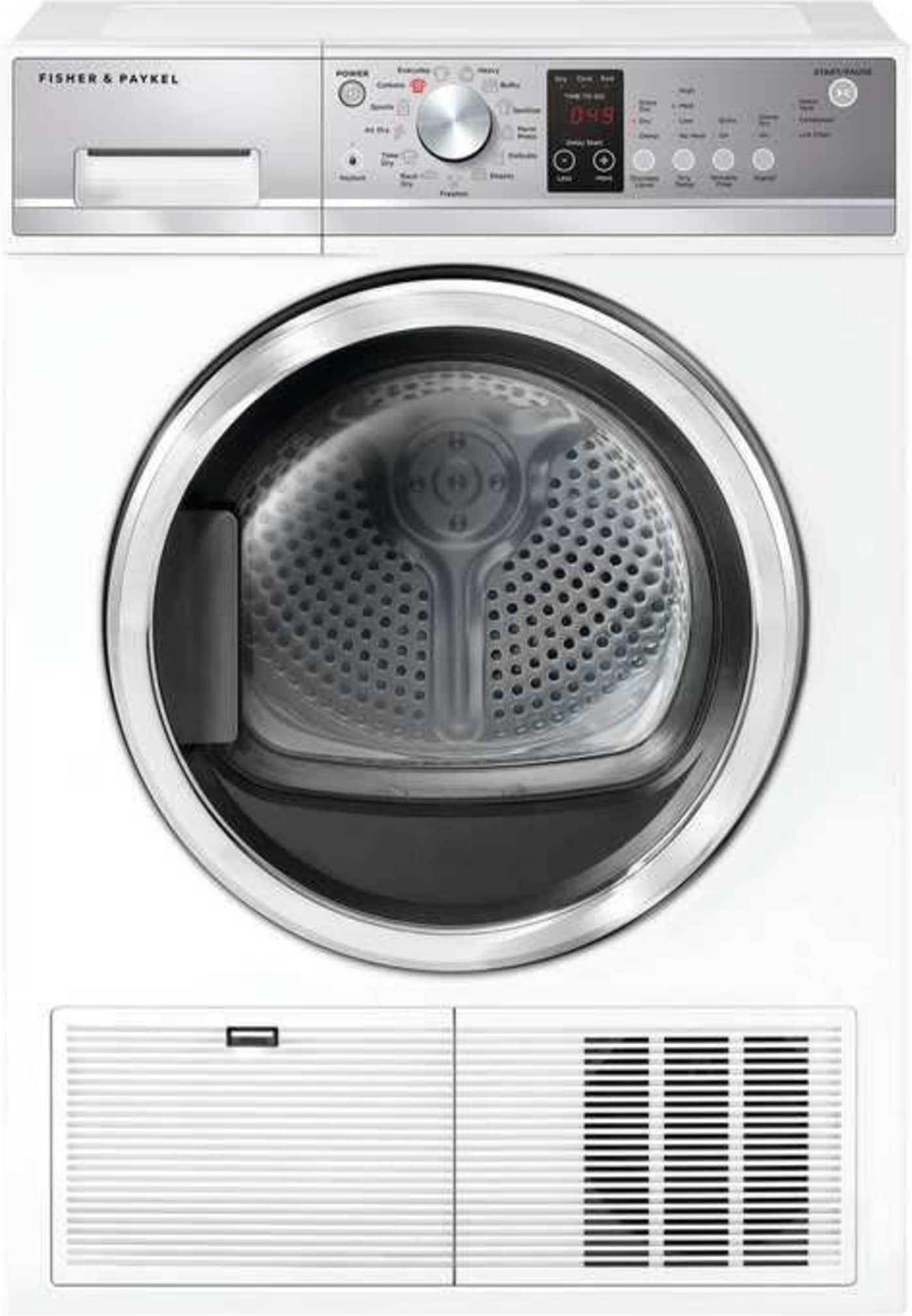 De4024p1 By Fisher Paykel Electric Dryers Goedekers Com